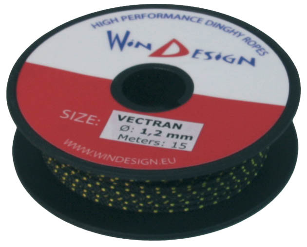 Optiparts MINIREEL 1.2 MM VECTRAN 15 M (1367)
