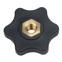 Optiparts NUT WITH SPRING LOCKING SYSTEM (1207)