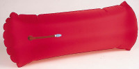 Optiparts BUOYANCY BAG IOD'95 43 L,  RED WITH TUBE (1216)