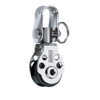 Блок Harken 16 mm Swivel Air Block