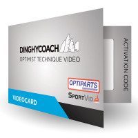 Optiparts DINGHYCOACH OPTIMIST VIDEO (ACCESS CARD) (1435)