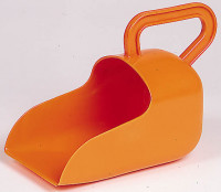 Optiparts HAND BAILER, SMALL ORANGE (1444)