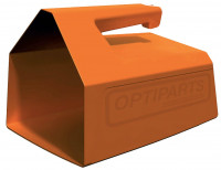 Optiparts HANDBAILER NEW 4.2 LITRE, COLOR ORANGE (1448)