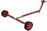 Optiparts TROLLEY / DOLLY SOLID RUBBER WHEELS (1075)