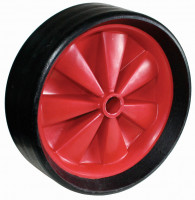 Optiparts SOLID RUBBER WHEEL 28 CM (10784)