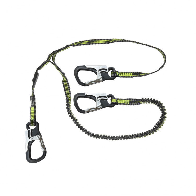 Spinlock 3 Clip Elasticated Performance Safety Line