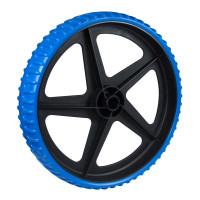 Optiparts DURASTAR PUNCTURE PROOF WHEEL BLUE (10785BL)