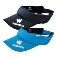 Optiparts WINDESIGN VISOR, BLACK (2581B)