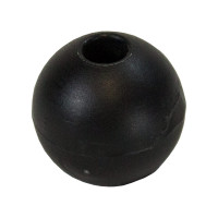 Optiparts STOPPER BALL BLACK 6/22 mm (3005)