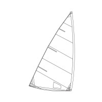 Optiparts SAIL FOR 4.7 LASER®, NOT FOR RACING (2023)